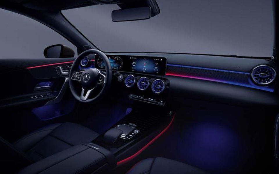 起售价25.78万元 全新奔驰A级两厢版正式上市