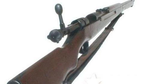 八一式马步枪的性能如何?性能不错的步枪,可惜产量有限