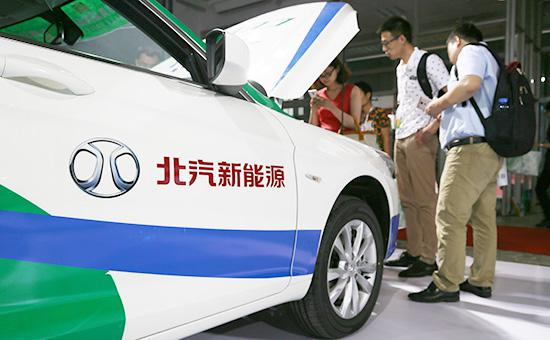 国内第二起!北汽新能源召回1389辆新能源汽车
