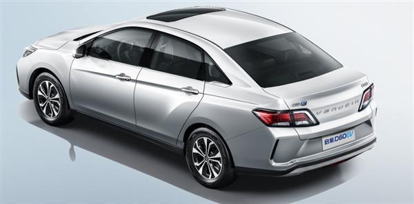 东风启辰D60 EV预售14-16万:综合续航481km