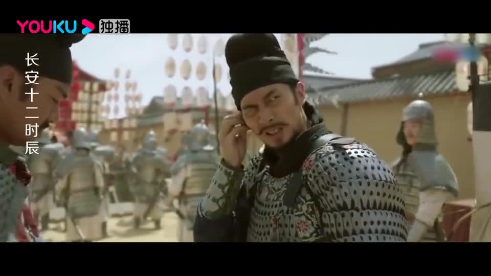 狼卫在长安城肆虐,参军为了守皇城竟将百姓拦在关口之外,真狠心