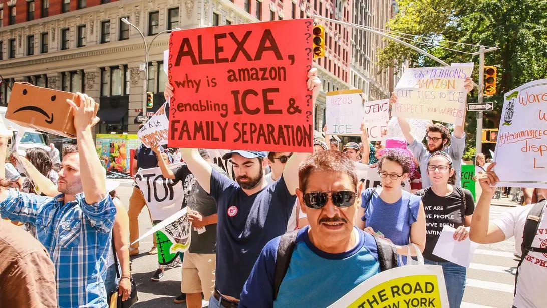 亚马逊会员日带来反亚马逊的抗议浪潮和激进主义