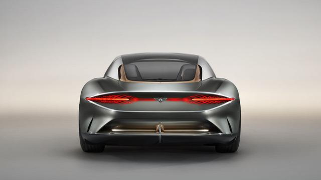 宾利EXP 100 GT是2035年豪华车的电动版