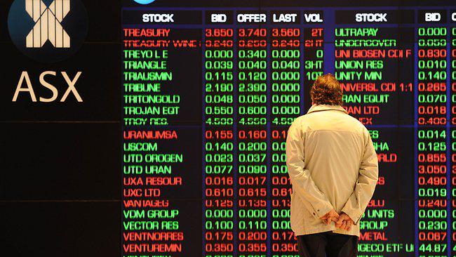多板块持平 能源板块领跌 五月来澳股首次三连跌