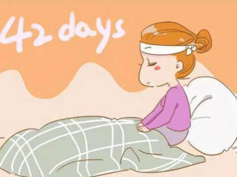 产后坐满42天月子就行么?不注意这3件事,依旧可能月子病缠身