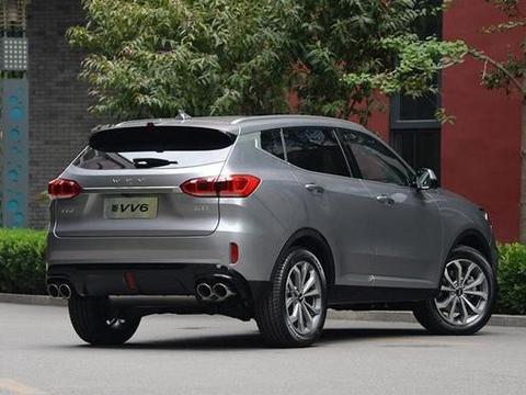 便宜却卖不火的高阶SUV,224马力+12颗燕飞利仕,高配四驱才16万