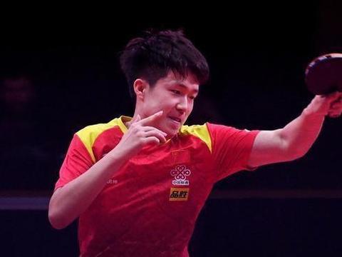 球迷最愿意看到的事,国乒新老将轮番闪耀,用实力征服世界乒坛