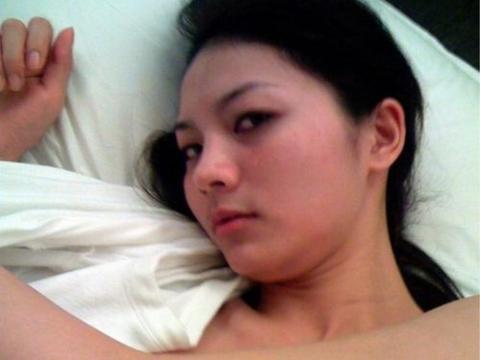 吴亚馨淫照门照片 台湾名模被富二代拍下大尺度不雅照