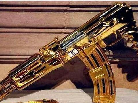 全球最贵枪械:乾隆猎枪1500万仅第2,第1每克价值6万