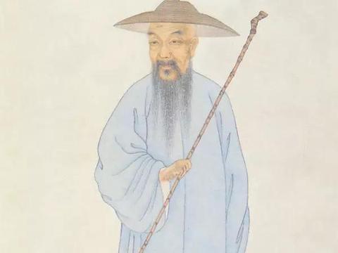他是邓稼先的六世祖,四体书法清代第一