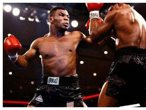 拳王泰森年轻时实力如何?最快时仅用8秒击败对手