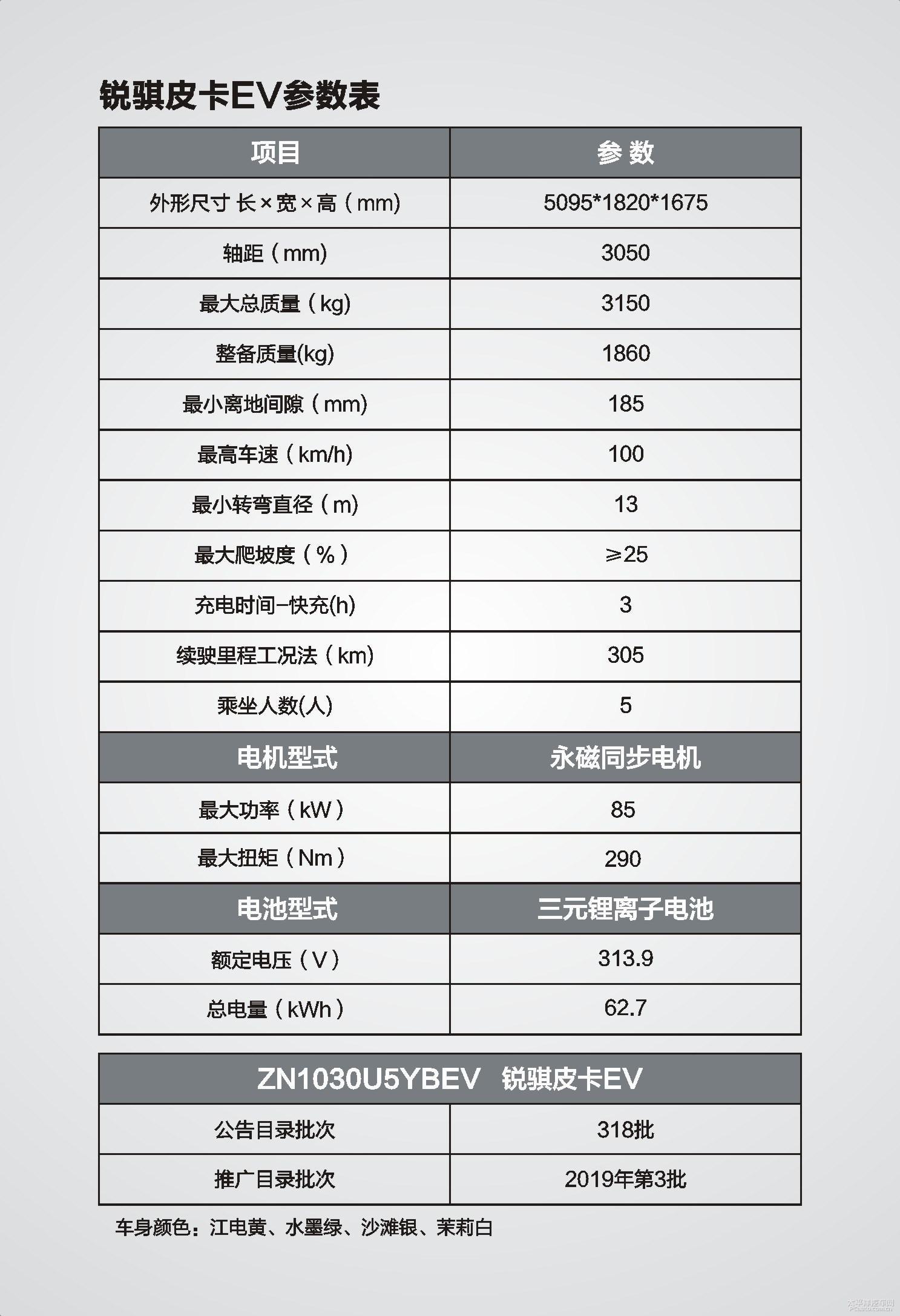 日产锐骐6 EV/锐骐皮卡EV官图发布,7月17日上市