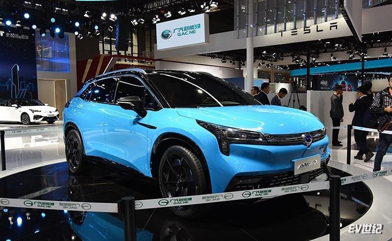 EV早点:启辰两款电动车预售;广汽AionLX工况续航达650公里