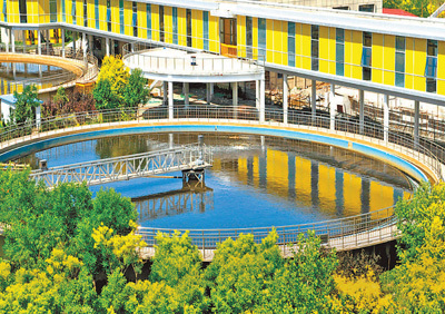 污水全收集 城市更美丽(美丽中国·关注污水处理①)