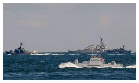 """黑海:""""海上微风""""联合军演再推美俄角力升级"""