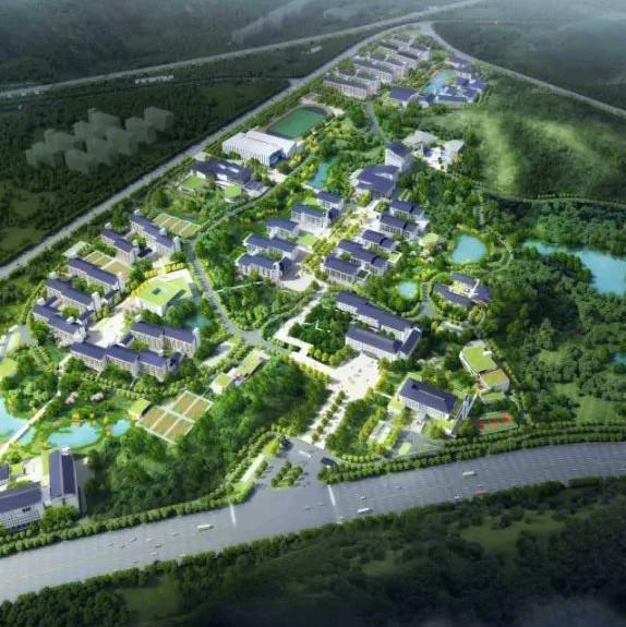 九江学院教育资源整合项目规划发布 占地77万平方米