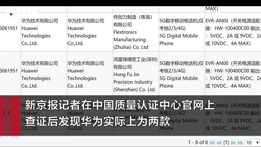 首批5G手机获得3C认证 缺席的小米这样回应