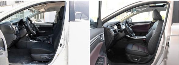 卡罗拉和帝豪GL安全性对比:国产车也许是更好的选择