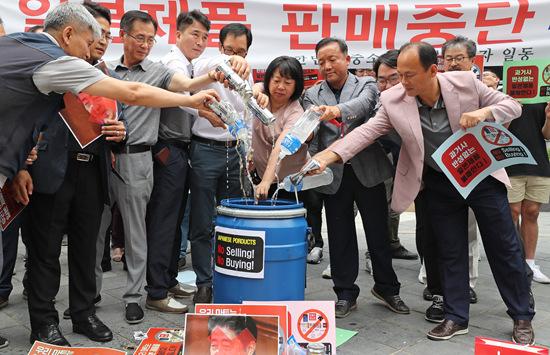 韩日贸易战:东北亚地缘政治转型之阵痛