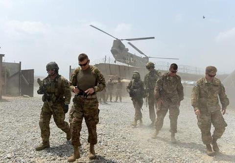 在这场看不胜利的战争中,又有美国大兵被打死