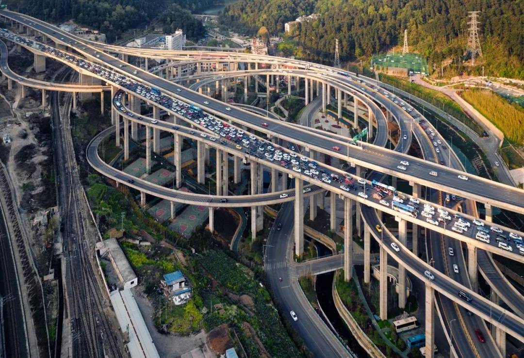 全长1458.8公里 贵阳城市路网日趋完善