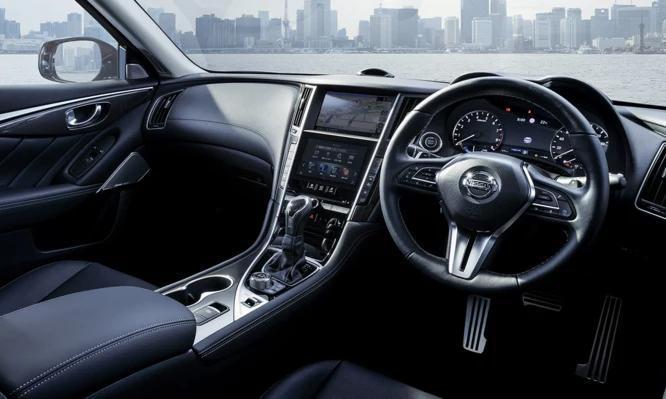 日产Skyline要来了,V6发动机,定位中型车,英菲尼迪Q50L尴尬了