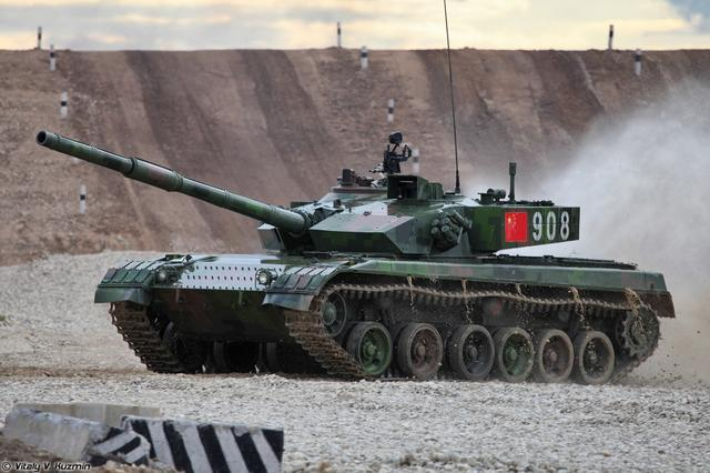 世界十大坦克主战