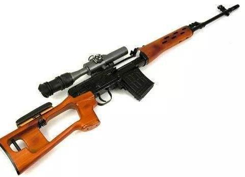 世界十大狙击步枪,刺激战场神器AWM竟然进不了前三