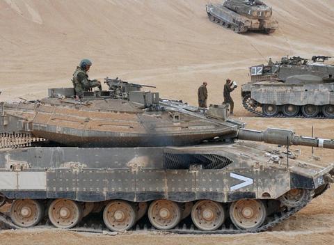 """梅卡瓦""""MK4""""主战坦克:实战次数多资格老,防护能力堪称一流"""