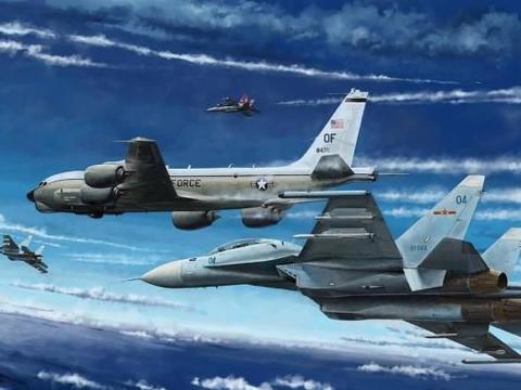 21架美战机亮相中国航展!曾经成为靶机,模拟作战射击数万次