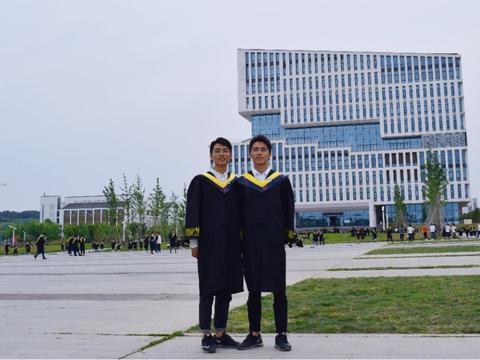 双胞胎学霸:高考,他们同一所大学,今又一起保研西安交通大学