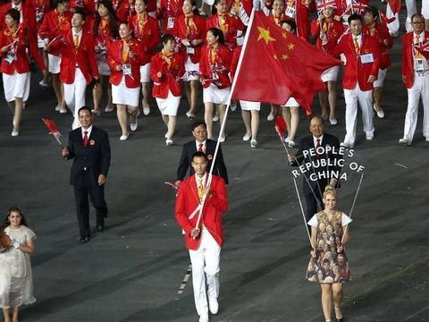 东京奥运谁最适合当旗手!这三人最有希望,易建联概率最大?