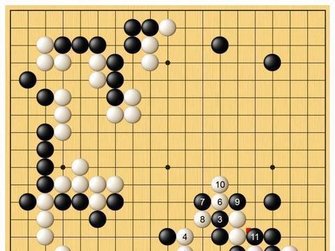 上虞国际围棋精英赛首轮战罢,马晓春古力会师决赛