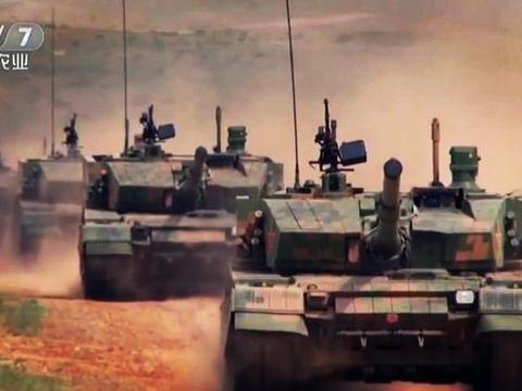 99A主战坦克新战术:炮塔扭转180度开火