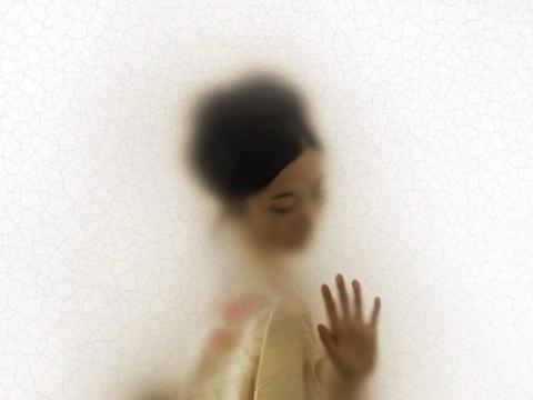 陶瓷摄影:艺术般的精美彩绘的,像脑海里某些褪色的记忆