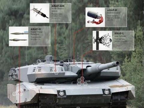 世界主战坦克录(一)