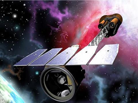获NASA新合同 SpaceX发射黑洞探测器