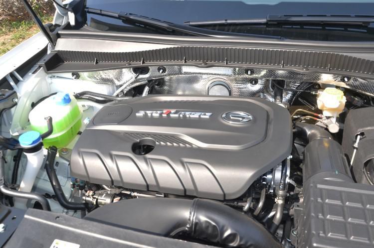 换装1.5T+DCT动力 广汽传祺新款GS3上市