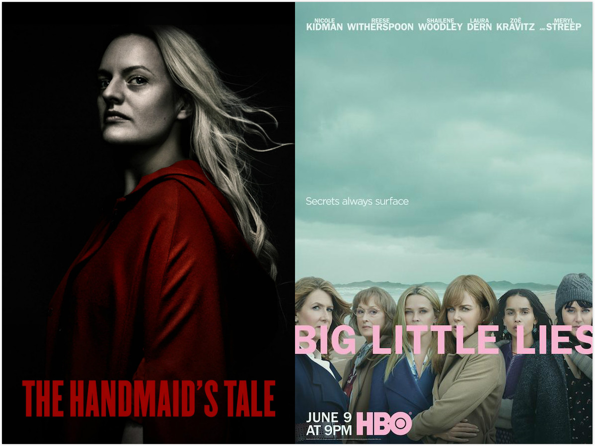 《使女的故事》《大小谎言》新一季为何无缘艾美奖提名?