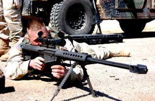 射程最远的狙击步枪,没想到居然能射这么远