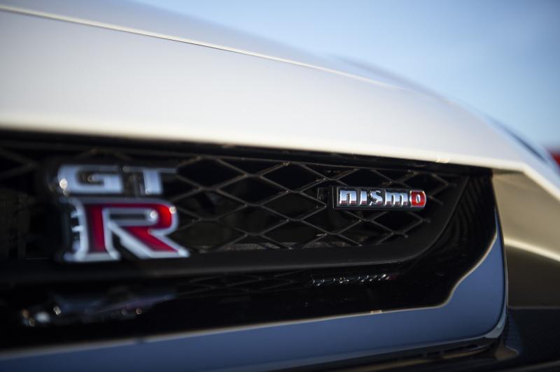 彰显极致性能 2020款日产GT-R NISMO亮相