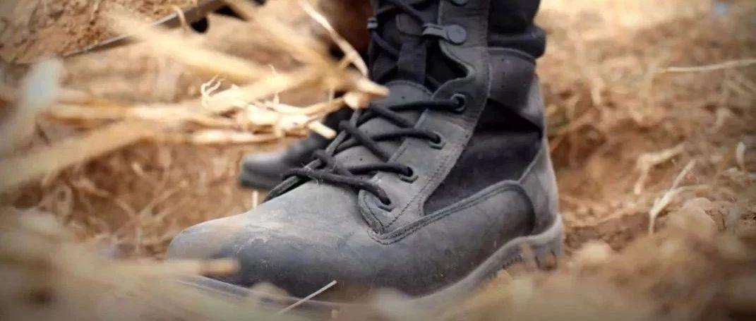 从草鞋到作战靴,中国军人走出了怎样的步伐?