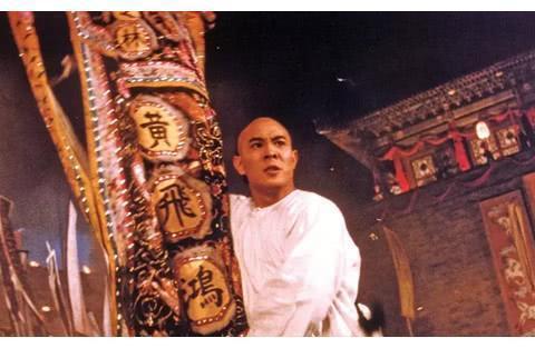 """93年""""黄飞鸿""""电影泛滥:李连杰恩师拍一部,只卖了47万港币"""
