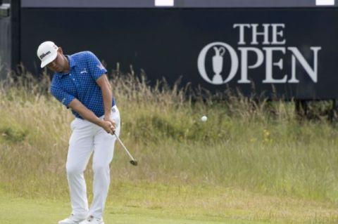 高尔夫:美国公开赛冠军加里·伍德兰希望在波特拉什球场继续延续出色赛绩