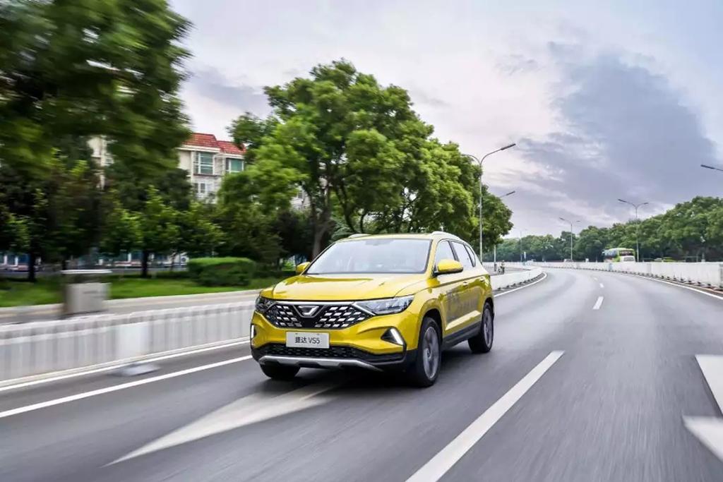 捷达VS5开始预售,价格8.98-11.98万,起步价不到10万的德系SUV