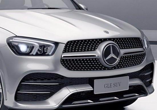 换代后的奔驰GLE,与宝马X5相比都有什么优势?