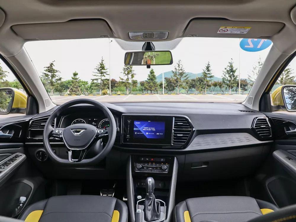 捷达首款SUV仅8.98万起?大众MQB平台最便宜车型将上市!