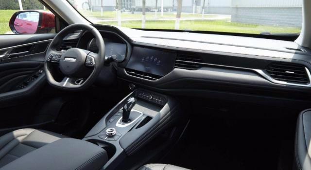 哈弗F7X,这款作为轿跑SUV,它的实力如何呢?