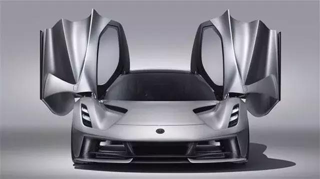 李书福控股的路特斯真霸气,首发千万级电动超跑,全球限量130台