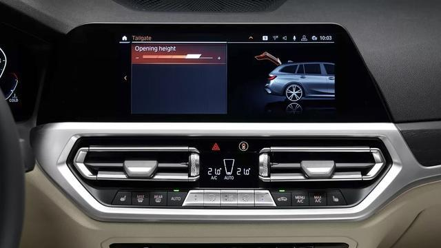 2020宝马BMW 3系wagon车型 ,一款比较实用的旅行车。